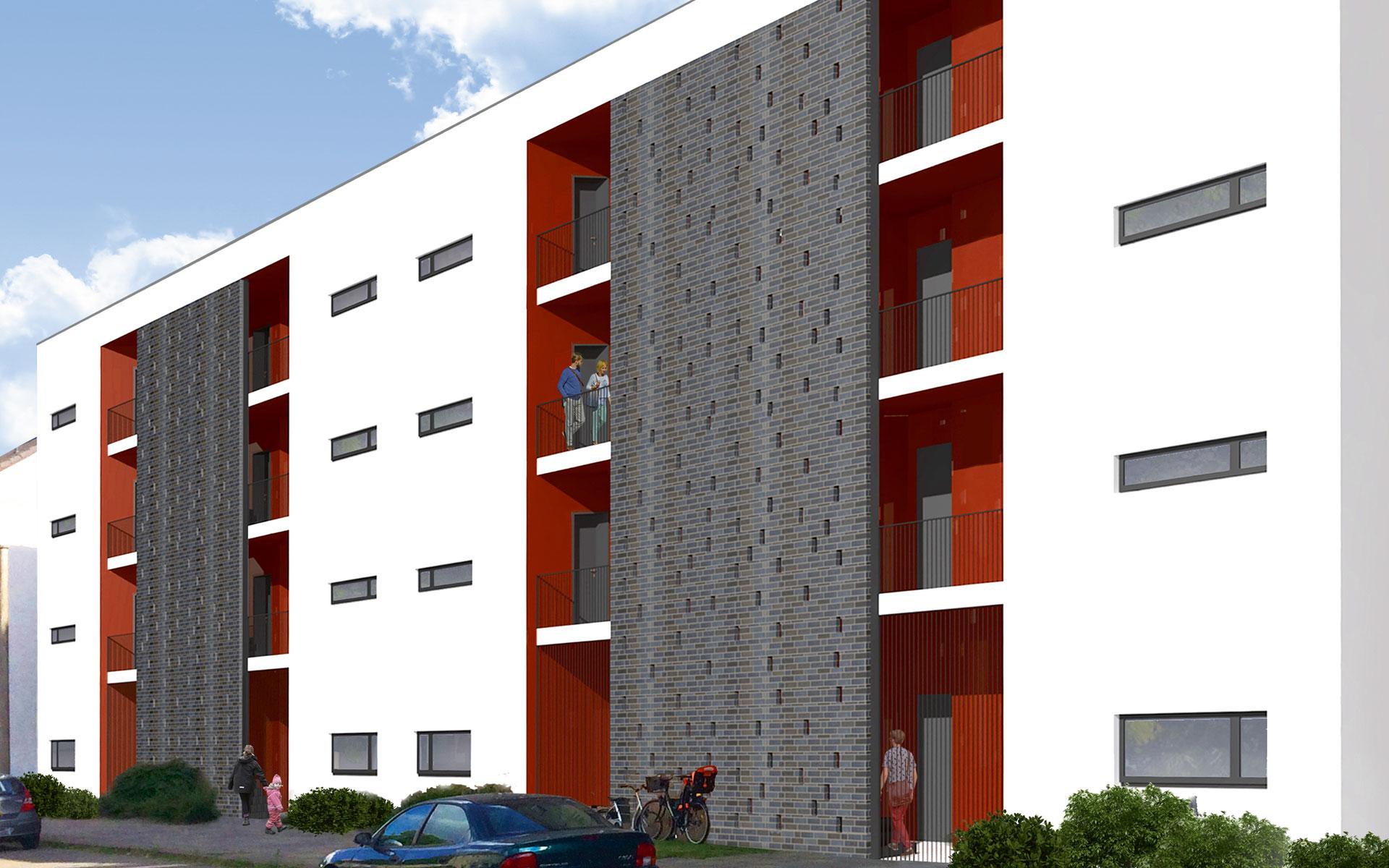 Neubau Forststraße 12 Schöne Wohnungen In Rathenow
